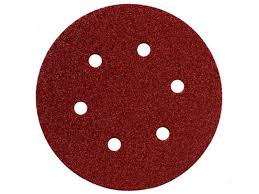 <b>Шлифовальный круг Metabo 150mm</b> P100 25шт 624022000 ...