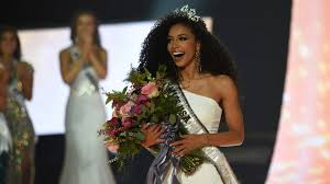 Miss USA Cheslie Kryst of Charlotte competes in Miss Universe ...