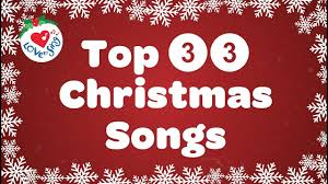 Top 33 Christmas Songs and Carols with Lyrics Playlist 2019 ...
