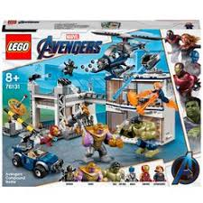 <b>LEGO Marvel Super Heroes</b>: Awesome deals only at Smyths Toys UK