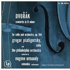 <b>Dvorák</b>: <b>Cello</b> Concerto in B Minor, Op. 104 & <b>Bruch</b>: Kol Nidrei, Op ...