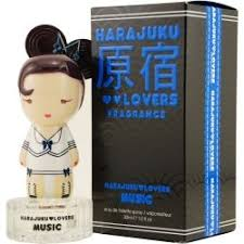 <b>Harajuku Lovers Music</b> Eau De Toilette Spray 3.4 oz *Tester | Gwen ...
