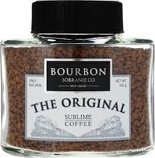 <b>Bourbon Original кофе</b> растворимый, 100 г — купить в интернет ...