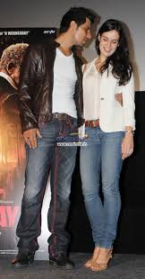 photos first look launch of john day pictures images  randeepa hooda elena kazan at first look launch of john day