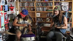 <b>JEFF The Brotherhood</b>: Tiny Desk Concert : NPR