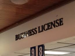 Town Business License
