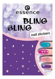 Купить <b>наклейки для ногтей bling</b> bling nail stickers no01 essence ...