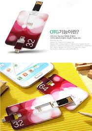 OTG card holder <b>USB flash drive</b> - topline products