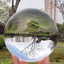 <b>Clear Crystal Ball Healing</b> Sphere or Photography Prop – Luxe ...