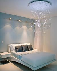 view in gallery sleek modern bedroom design with lovely lighting and a floating bed bedroom design modern bedroom design