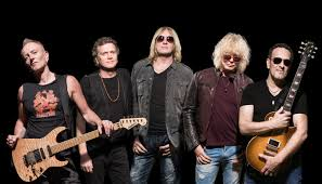 <b>Def Leppard's</b> Joe Elliott on Donald Trump and Eighties Pride ...