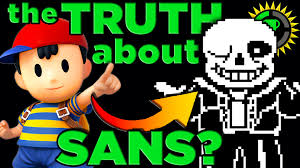 game theory undertale sans s secret identity