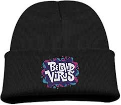 Beloved Virus Children Knit Cap Popular Beanie ... - Amazon.com