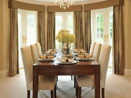 Formal Dining Room 15 Stylish Window Treatments Fascinating Formal Dining Room Drapes