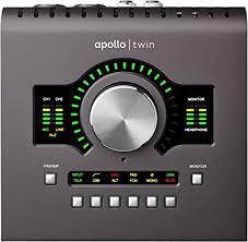Universal Audio Apollo Twin MKII Duo (APLTWDII ... - Amazon.com