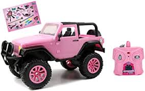 remote control barbie car - Amazon.com