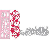 <b>Sweet Love</b> Lace Cut Cardstock by Little Yellow <b>Bicycle</b>