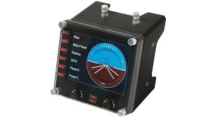 Buy <b>Logitech G Flight Instrument</b> Panel   Harvey Norman AU