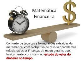 Resultado de imagem para matematica financeira