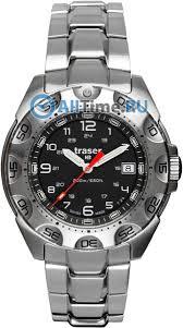 Купить Мужские швейцарские наручные <b>часы Traser</b> TR_105474 ...