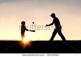 Image result for baseball adalah child dad
