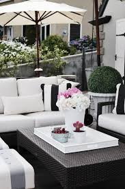 black and white patio furniture. some of my tips and tricks for creating the ultimate outdoor space white patio furnitureoutdoor black furniture o