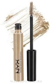 Оттеночный <b>гель</b> для бровей - <b>NYX Professional Makeup</b> Tinted ...