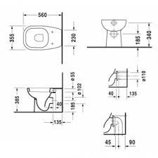 <b>Унитаз приставной Duravit</b> D-Code 21150900002 - купить в ...
