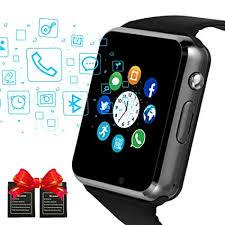 <b>Smart Watch</b>, Janker <b>Bluetooth Smartwatch</b> Phone with: Amazon.co ...