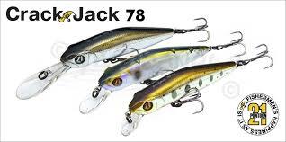 <b>Воблеры Pontoon21</b> - <b>CrackJack 78</b>: описание, цена, оптовые ...
