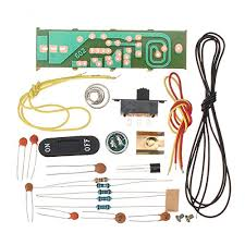 LaDicha <b>3Pcs Diy</b> Fm Wireless Microphone <b>Electronic Kit</b> Fm ...