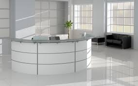 modern office lounge furniture. black and white reception office furniture modern lounge
