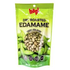 Hapi <b>Dry Roasted Edamame</b> With Sea Salt   Coles Online
