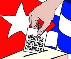 Voto por la dignidad y por la Patria