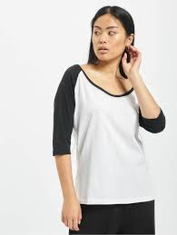 <b>Urban Classics</b> Верхняя одежда / Водолазка <b>Ladies</b> 3/4 Contrast ...