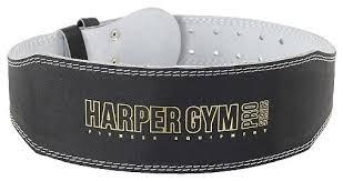 Купить <b>Пояс Harper Gym</b> JE-2623 черный M по низкой цене с ...