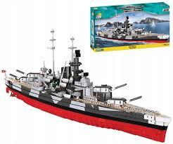 <b>Конструктор</b> Пластиковый <b>Cobi</b> Линкор Tirpitz 4809 <b>Cobi</b>-4809 ...