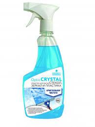 Средство для мытья стекол и зеркал Optic Crista 500 мл - купить ...