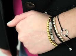 "making bracelets - ""waxing"" on linen, <b>cotton</b> and <b>chinese knotting</b> cord"