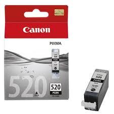 Инструкция по заправке <b>картриджа Canon PGI-520bk</b> черный ...