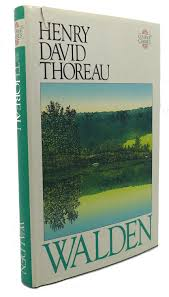 rare book cellar rare out of print books walden henry david thoreau