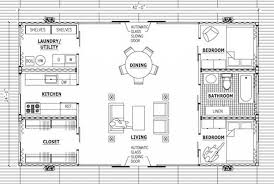 Free Shipping Container Home Floor Plans    shipping container cabin floor plans