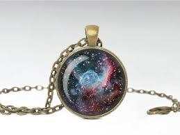 <b>Nebula</b> Necklace <b>Galaxy</b> Jewelry Thors <b>Helmet</b> Pendant B6 | Etsy