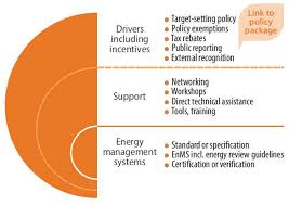 The Networks for Energy Management Activity around the World