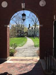 harvards new essay for mba applicants harvard business school on a beautiful spring day in