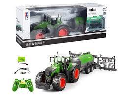 <b>Радиоуправляемый трактор Double</b> Eagle 1:16 E355-003 - купить ...