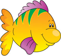 Image result for tropical fish clip art