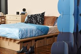 furniture made from corrugated cardboard has many advantages its easy to move its not too expensive its recyclable card board furniture