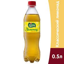 Напиток <b>Holiday Лимонад 0.5</b> литра, газ, пэт, 12 шт. в уп. - купить ...