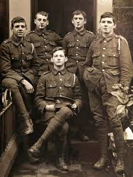wilfred owen the peter pan of the trenches